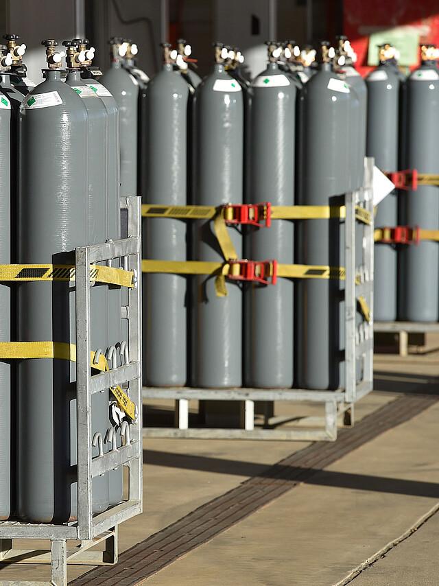 Flüssiggasindustrie