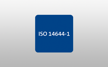 [Translate to Chinese:] ISO 14644-1