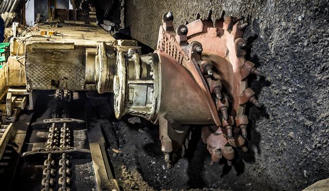 Luftfilter für den Bergbau