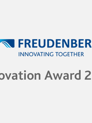 Freudenberg Innovation Award GPF