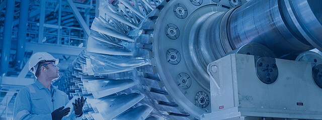 Air filters protect gas turbines against fouling