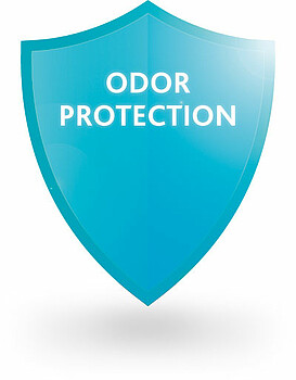 micronAir Gas Shield Odor Protection
