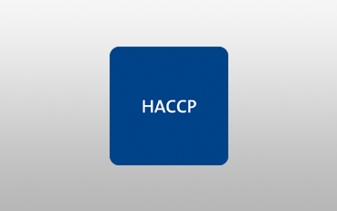 [Translate to Chinese:] HACCP
