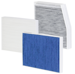 micronAir cabin air filter product group