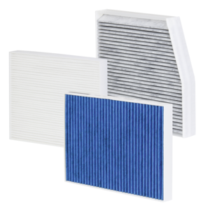 micronAir automotive cabin air filters