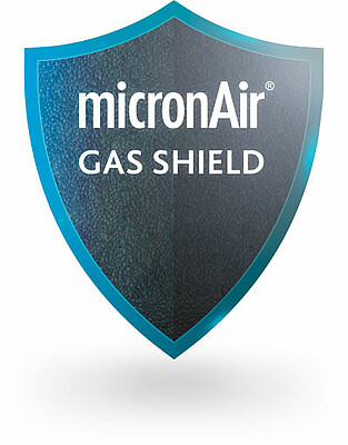 micronAir Gas Shield
