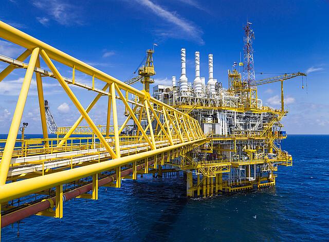 asturbinen Kompressoren Öl und Gas Onshore Offshore