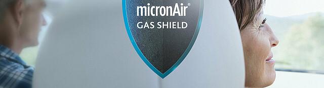 micronAir Gas Shield - Der neue Schutzstandard gegen Gase und Gerüche