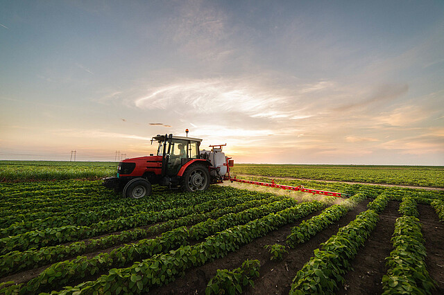 Pesticides in agriculture: a necessary evil?