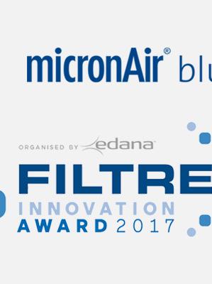micronAir blue