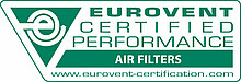 EUROVENT Certification Freudenberg Filtration Technologies
