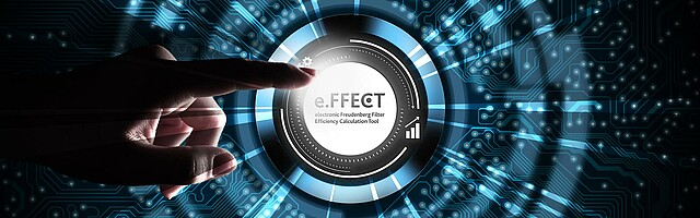 [Translate to English (US):] Efficiency calculation with e.FFECT