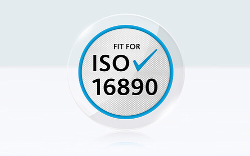 [Translate to Chinese:] ISO 16890