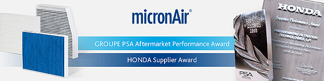 micronAir Supplier Awards