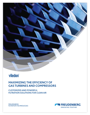 Maximizing the efficiency of gas turbines and compressors
