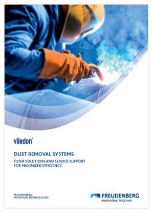 [Translate to English (US):] Dust removal systems