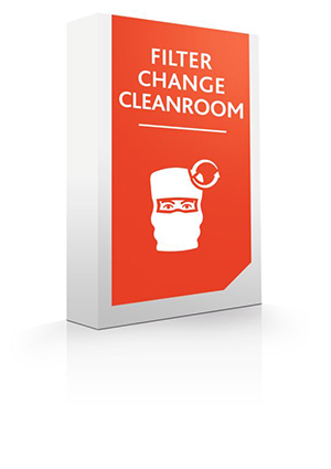 Module FILTER CHANGE CLEANROOM