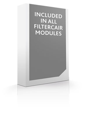 filterCair Modules included in all modules