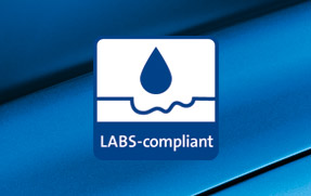Achieve brilliant coating results with LABS-compliant filters
